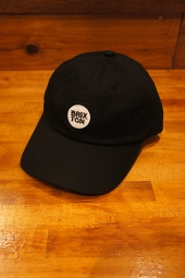 BRIXTON GLASGOW CAP (BLACK)