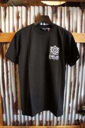 DEUS EX MACHINA SNITCH TEE (BLACK)