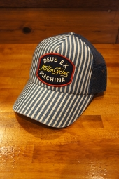 DEUS EX MACHINA FORD TRUCKER (INDIGO)