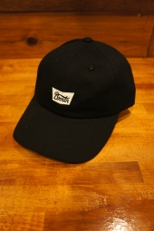 BRIXTON STITH LP CAP (BLACK/WHITE)
