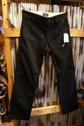 AFENDS SUPPLY CHINO PANT (Black)