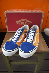 VANS OLD SKOOL 36 DX (ANAHEIM FACTORY) OG BLUE