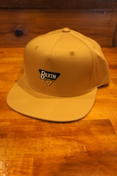 BRIXTON NORTON SNAPBACK (COPPER)