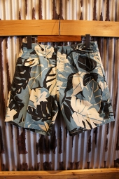 DEUS EX MACHINA ML 16 INCH BOARDSHORT (LEAF FLORAL)