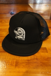 LURKING CLASS BY SKETCHY TANK PIE MESH SNAPBACK CAP (BLACK)