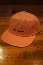 BANKS JOURNAL LABEL HAT (FADED PEACH)