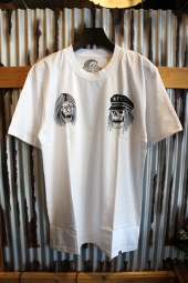 LURKING CLASS BY SKETCHY TANK ONI TEE (WHITE)