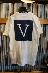 VANS CHIMA SS T-SHIRT (WHITE)