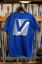 VANS GRAND VANS SS T-SHIRT (ROYAL)