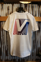 VANS GRAND VANS SS T-SHIRT (WHITE)