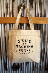 DEUS EX MACHINA NEW CLASSIC TOTE (NATURAL)