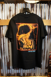 SANTA CRUZ STREET CREEP REDUX T-SHIRTS (BLACK)