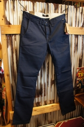 VANS AUTHENTIC CHINO STRETCH PANTS (DRESS BLUES)