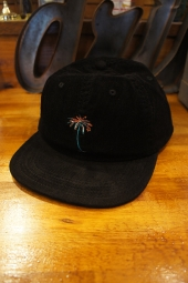 BANKS JOURNAL LEI LEI HAT (DIRTY BLACK)