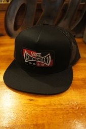 VANS × INDEPENDENT TRUCKER (BLACK)
