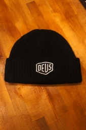 DEUS EX MACHINA Shield Beanie (BLACK)