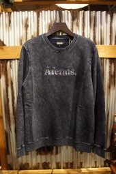 AFENDS AFENDS DOT CREW NECK (NAVY ACID)