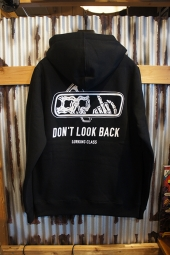 LURKING CLASS BY SKETCHY TANK LOOK BACK HOOD (BLACK)