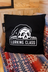 LURKING CLASS BY SKETCHY TANK LC PILLOW (BLACK)