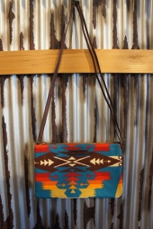 PENDLETON Large Pocket Keeper (Tucson Turquoise)