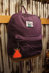 BUMBAG SCOUT BACKPACK (PURPLE)