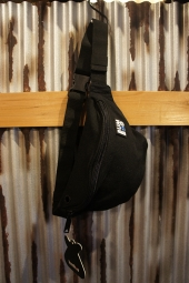 BUMBAG SHAOLIN 2 BASIC (BLACK)