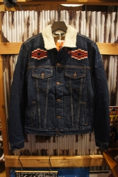 DEUS EX MACHINA 747 Ronald Jacket (VINTAGE INDIGO)