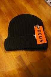 DEUS EX MACHINA Melange Beanie (PHANTOM)