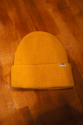 BANKS JOURNAL PRIMARY BEANIE (LEMON)