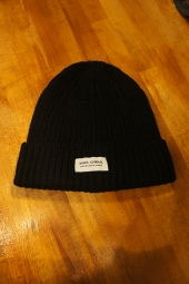 BANKS JOURNAL MADE FOR BEANIE (BLACK)