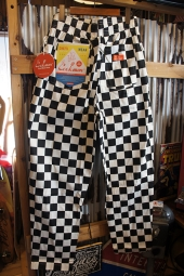 Cookman Chef Pants (「Checker」)