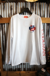 Cookman Long sleeve T-shirts (「Delicious Night」)