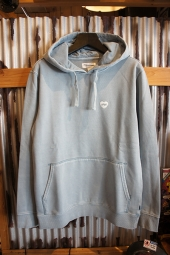 BANKS JOURNAL HEART PULLOVER FLEECE (GLACIER BLUE)