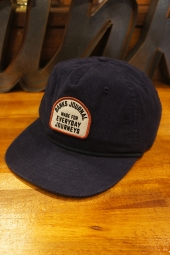 BANKS JOURNAL RISING HAT (DIRTY DENIM)