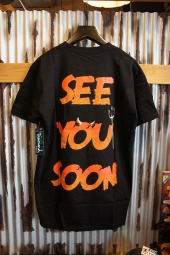 DIAMOND SUPPLY CO SEE YOU SOON TEE (BLACK)