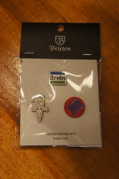 BRIXTON NOBEL PIN PACK