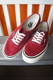 VANS Authentic 44 DX (ANAHEIM FACTORY) Og Bric