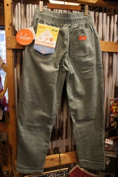 Cookman Chef Pants (「Corduroy」 L/BLUE)