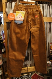 Cookman Chef Pants (「Corduroy」 BROWN)