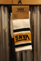 VANS SOCKS TRIBE CREW (GOLDEN YELLOW)