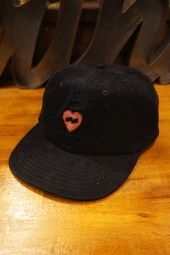 BANKS JOURNAL HEART HAT (DIRTY DENIM)