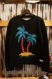BANKS JOURNAL BAHAMAS KNIT (DIRTY BLACK)