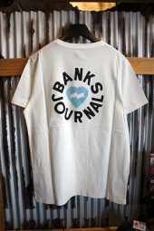 BANKS JOURNAL HEART RINGS TEE SHIRT (OFF WHITE)