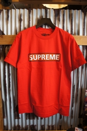POWELL PERALTA SUPREME S/S T-SHIRT (RED)