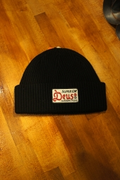 DEUS EX MACHINA Okay Beanie (BLACK)