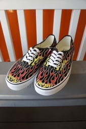 "VANS ""VANS MASH UP""AUTHENTIC (V.M.U)F.BLACK"