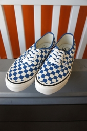 VANS Authentic 44 DX (ANAHEIM FACTORY) OG BLU