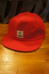 DEUS EX MACHINA Gimenez 5 Panel Cap (CHILLI PEPPER)