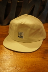 DEUS EX MACHINA Gimenez 5 Panel Cap (SEEDPEARL)