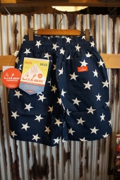Cookman Chef Short Pants (「Star」 Navy)